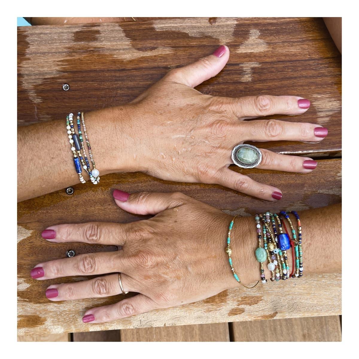 Bracelet Anna Blue N°2